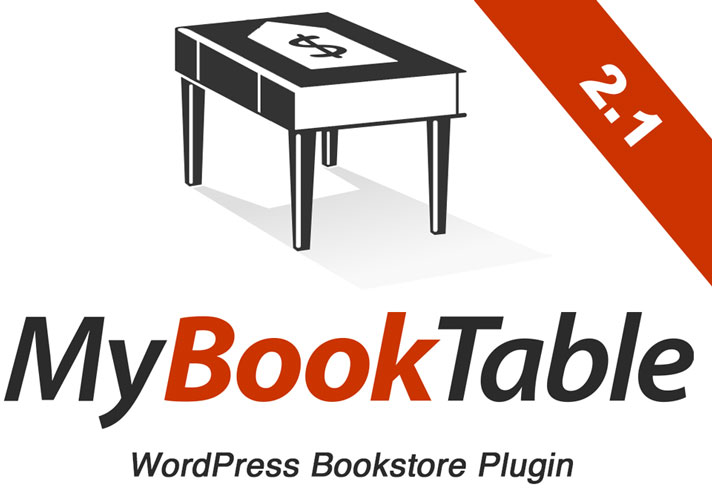 MyBookTable 2.1 Now With Pre-Orders