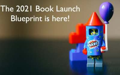 The 2021 Book Launch Blueprint is Here!