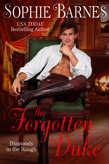 The Forgotten Duke cover