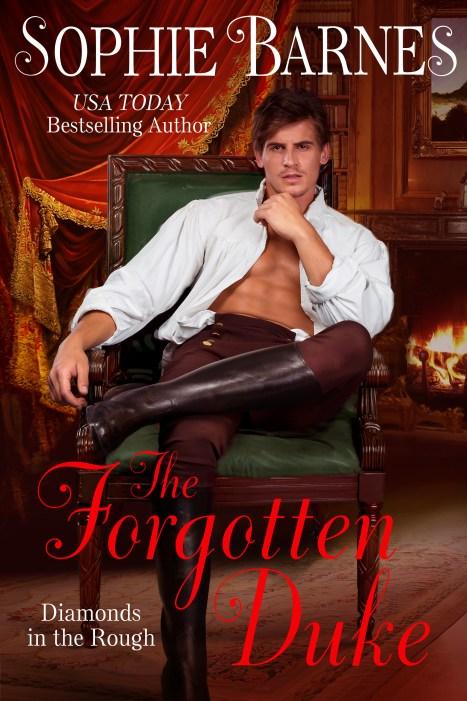 The Forgotten Duke cover