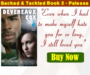 Interracial Romance, Devereaux Cox, Sacked & Tackled Book 2 -