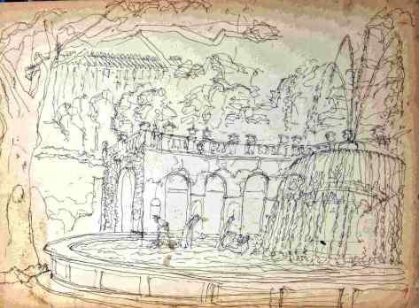 An architect's dream Lecorbusier's chapel, Notre Dame du Haut, in Ronchamp, France