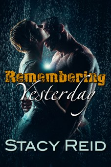 Remembering Yesterday display cover
