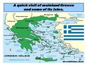 Greece and Islands