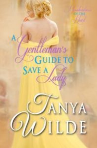 Book Cover: A Gentleman's Guide to Save a Lady