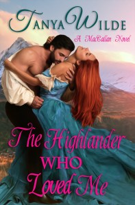 Book Cover: The Highlander who Loved Me