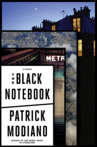 Review of the Black Notebook by Patrick Modiano