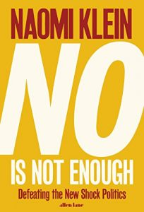 No Is Not Enough by Melanie Klein