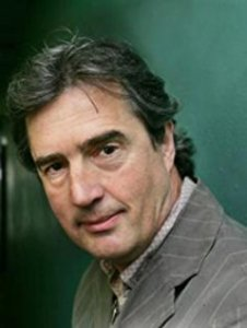 Author Sebastian Barry