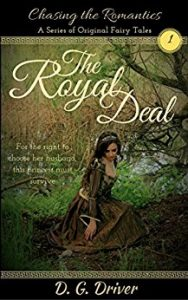 The Royal Deal by D.G. Driver