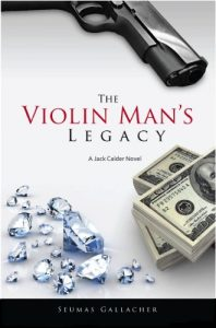 The Violin Man's Legacy by Seumas Gallacher, narrated by C.C. Hogan