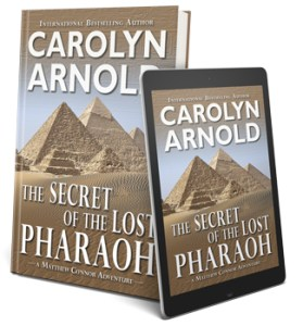 The Secret of the Lost Pharaoh, book launch and review