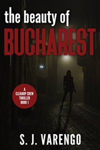 review of The Beauty of Bucharest by S.J. Varengo