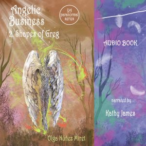 Greg Matters. Angelic Business 2. Audiobook narrated by Kathy James