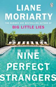 Nince Perfect Strangers by Liane Moriarty, book cover