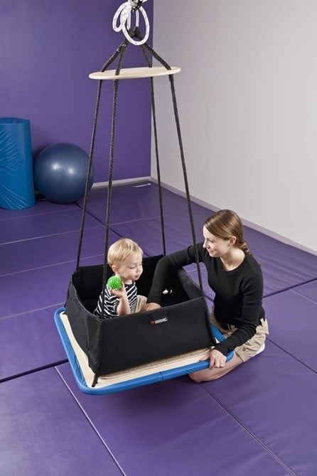 Advantage Line Platform Swing w/ Adaptation Kit