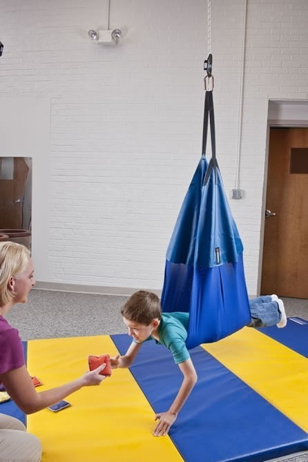 Child Sling Swing w/Safety Snap