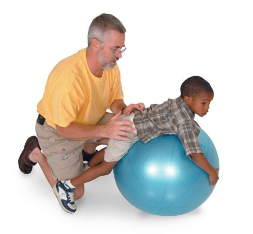 Giant Inflatable Slo-Mo Ball (65cm (25.5in) Diameter)