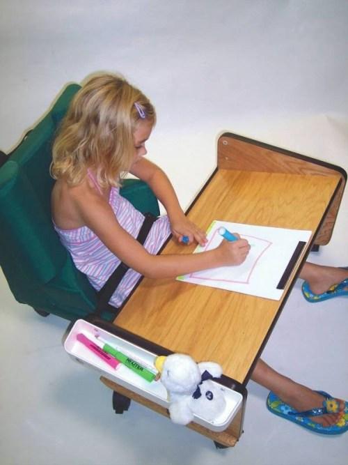 Small Floor Desk