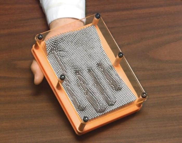 Image Captor Tactile Awareness Tool