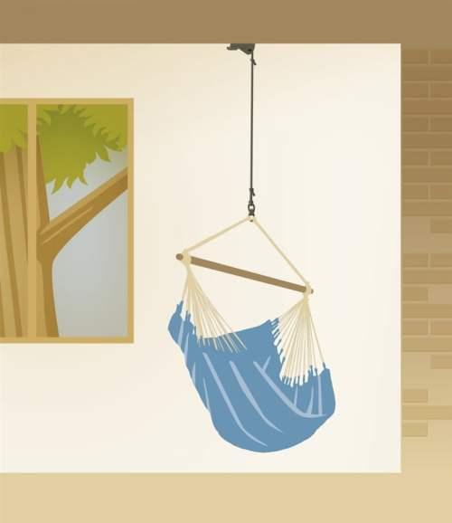 Hanging Equipment for Hammock Swings