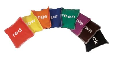 Beanbags - Colors