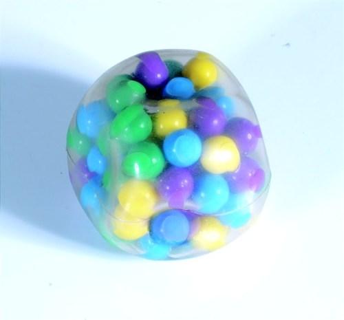 Transparent Yuk-E-Ball