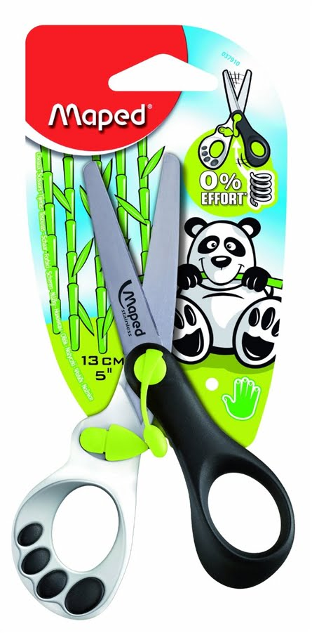 Maped Koopy Special Needs Scissor with Optional Spring