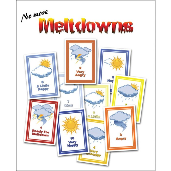 No More Meltdowns Game