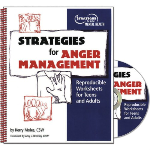 Strategies for Anger Management Reproducible Workbook