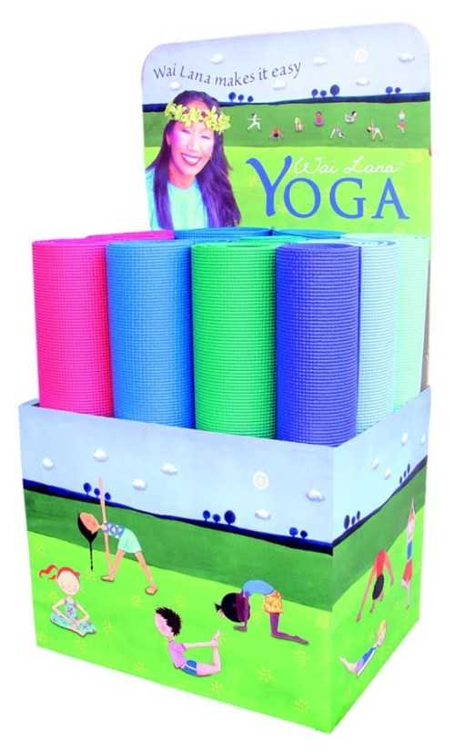 Wai Lana 68 x 24 in Yoga Mat