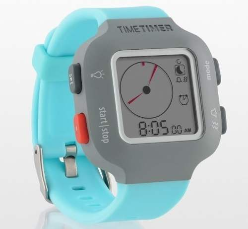 Time Timer Watch PLUS - Blue
