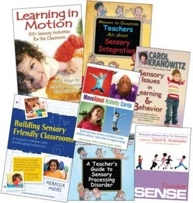 Sensory Solutions for the Classroom Package