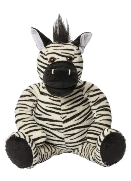 Bluebee Pals Riley The Zebra