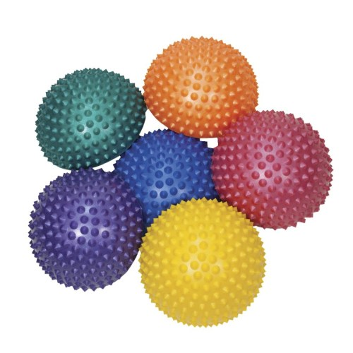 Inflatable Balance Stones, 7 Inch, Set of 6