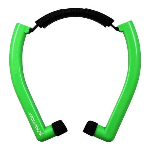 NoiseOff Noise Reduction Device Green