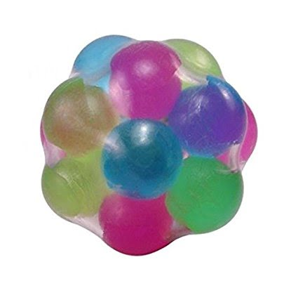 Light Up Molecule Ball Sensory Fidget