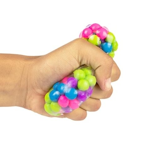 DNA Ball Squeezed