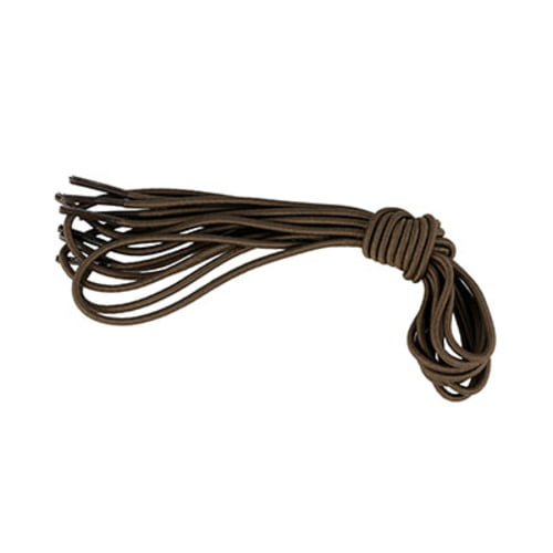 Elastic Shoe Laces Brown