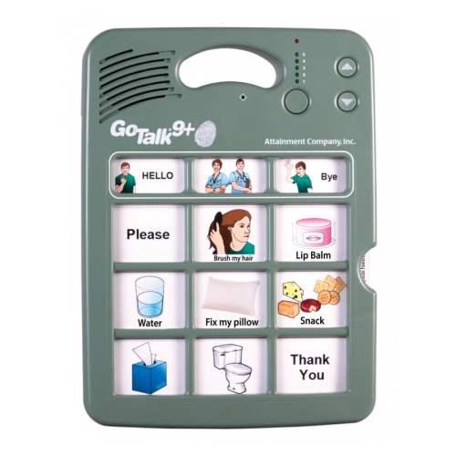 GoTalk 9 Lite Touch