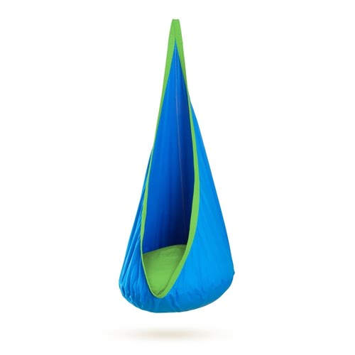 Joki Indoor Hammock Swing in Blue