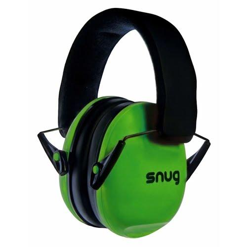 Snug Earmuffs Hearing Protectors Green