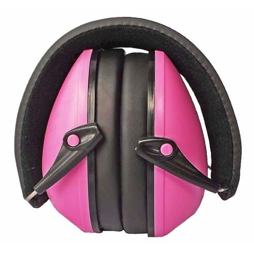 Snug Kid EarMuffs Pink Folded