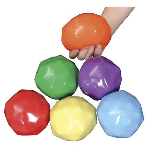 Yuck-E-Balls Set of 6