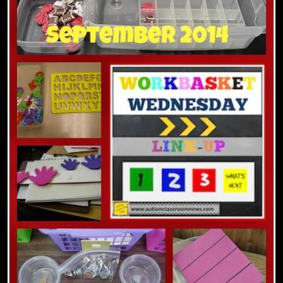 Workbasket Wednesday-September 2014 Edition: Quick and Easy Tasks
