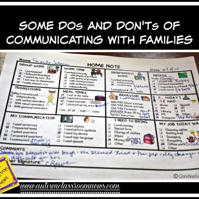 Dos and Don'ts of Communicating with Families