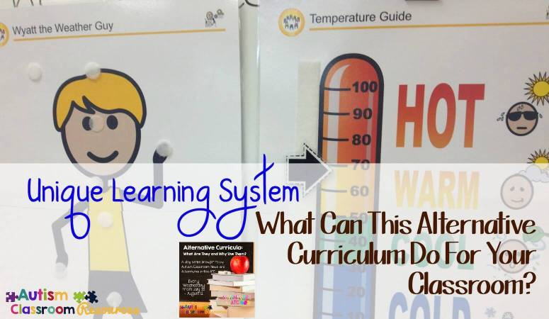 Curriculum Series: Review of the Unique Learning System