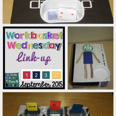 Workbasket Wednesday for Structured Work Systems-September 2015