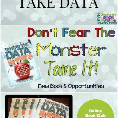 Introducing Taming the Data Monster!  Book Club and More…