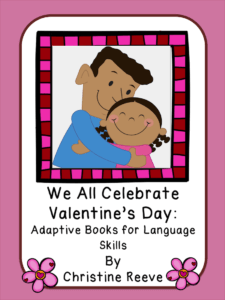 illustrated valentine book cover
